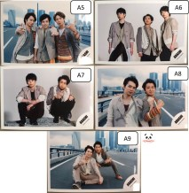 "ARASHI ""Power of The Paradise"" – Group #2"