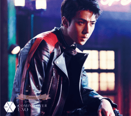 EXO - Coming Over (CD-Only Member Ver.) Sehun