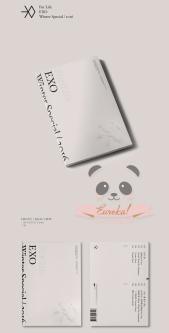 "EXO - Winter Special Album 2016 ""For Life"" Detail"