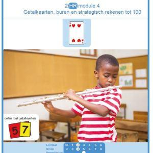 2 HR module 4 getalkaarten, buren en strategisch rekenen tot 100