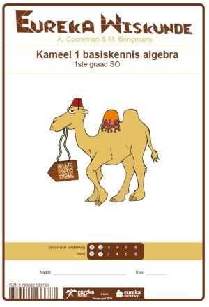 Kameel algebra met geheugenblad