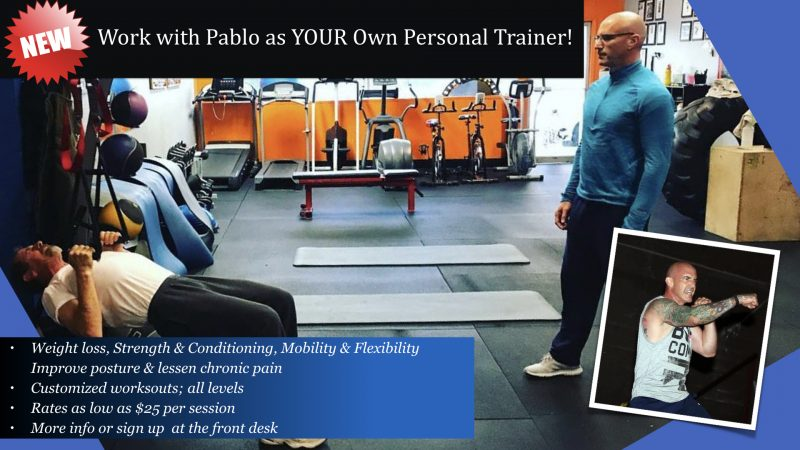 New! Get Your Very Own Personal Trainer at the Adorni ...