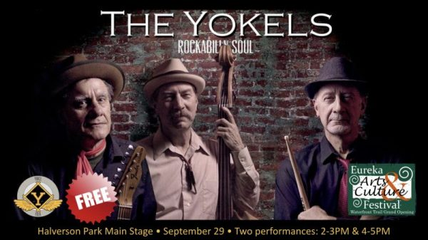 Yokels Rockabilly Group Added to Arts & Culture Festival ...