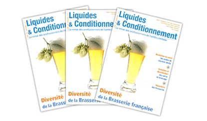 LIQUIDES ET CONDITIONNEMENT
