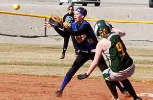 The Eureka County High softball team picked up right where last year's squad left off, going 4-0 and winning the Panther Classic tournament last weekend in