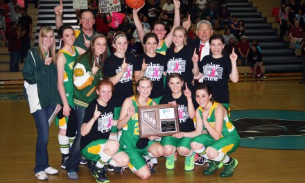 Lady Vandals capture regional title, look for consecutive state crowns