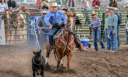 Eureka students have strong showing in state rodeo