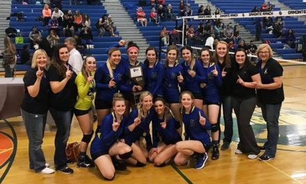 PVHS Wins 18th State Volleyball Title