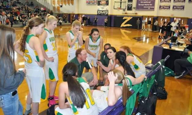 Eureka girls lose state semifinal thriller to Round Mountain