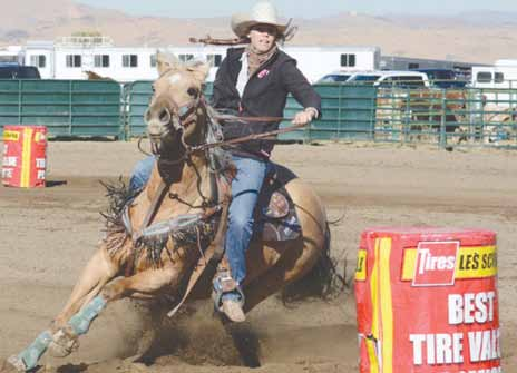 Rodeo Club in Great Standings After Silver Spring Rodeo