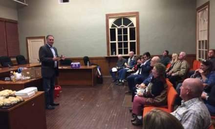 U.S. Senate Candidate Danny Tarkanian Campaigns in Eureka, Lincoln County