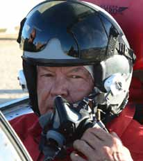 Thrill-Seeker Gets Ok to Try for Land-Speed Record in Eureka County