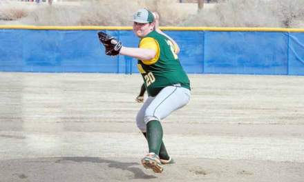 Vandals Go 2-2 in Yerington at Season Opening Tournament