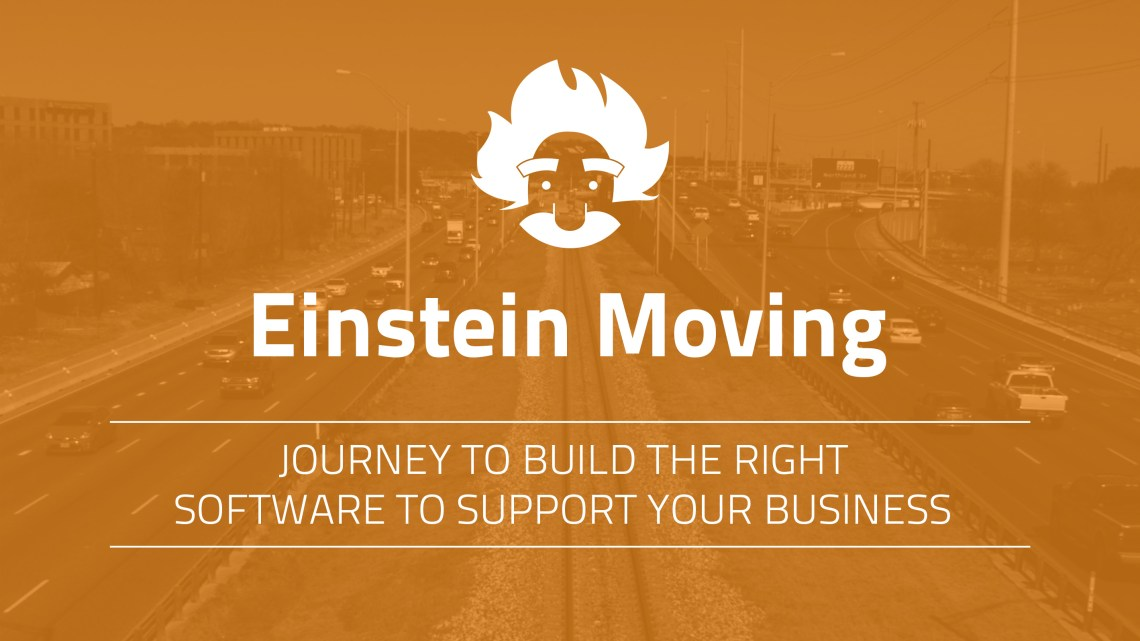 einstein interview with Eureka Software