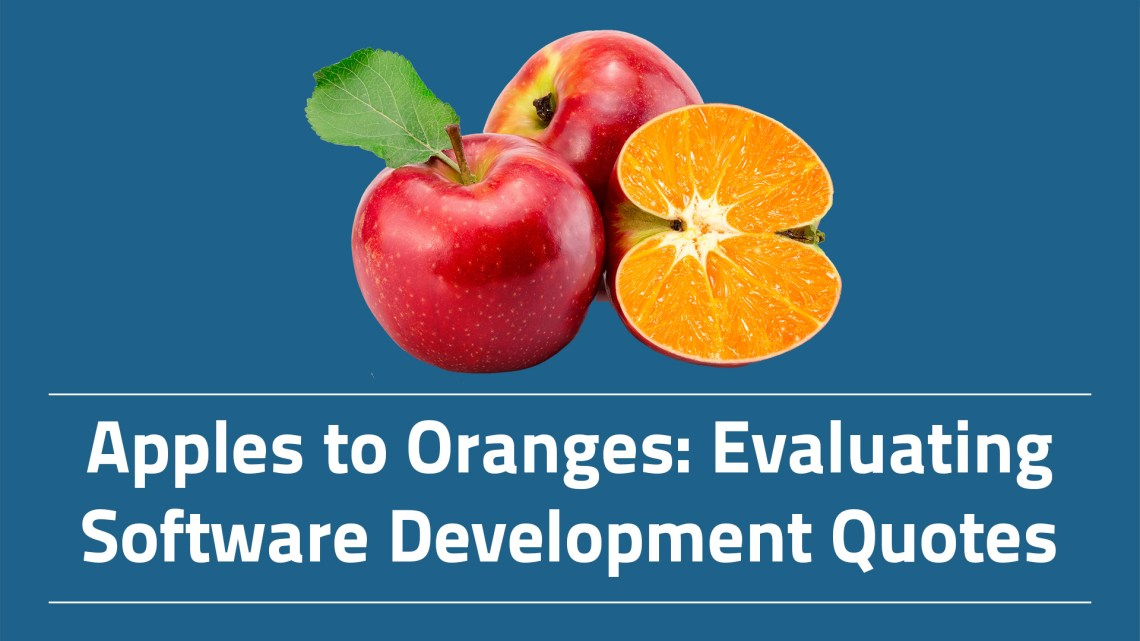Evaluating Software Development Quotes