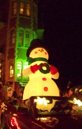 2018 Christmas in Eureka Springs