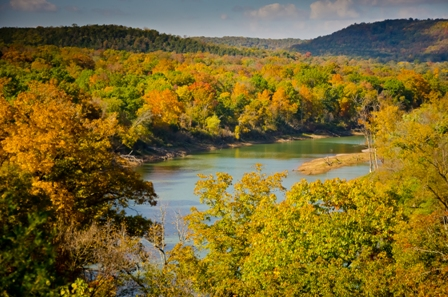 Plan a Fall Weekend Getaway in Eureka Springs