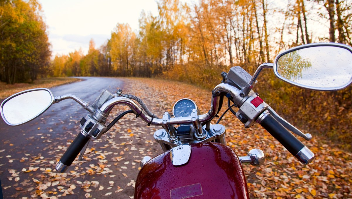 Fall Foliage Motorcycle Rides in the Ozarks