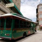 Eureka Springs Trolley Service