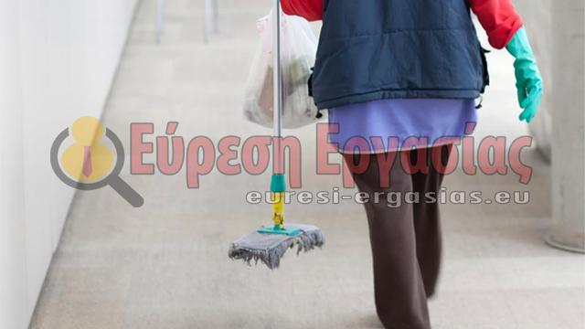 ZHTEITAI καθαρίστρια για την περιοχή της Φρανκφούρτης.