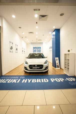 SUZUKI_HYBRID_POP-UP_SHOP_pic 3