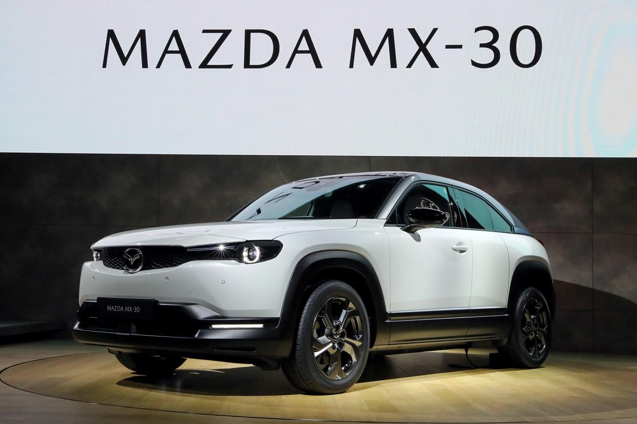 Mazda MX 30 EV