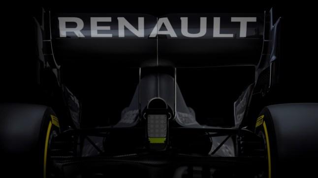 Saison 2020 Renault F1 Team