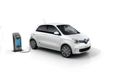 2020 - Nouvelle Renault TWINGO Z.E.