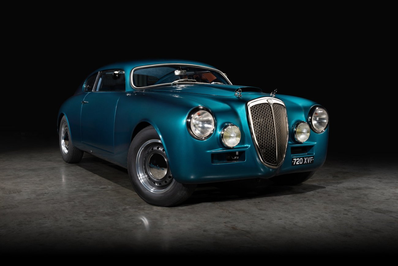 Lancia Aurelia 'Outlaw'2