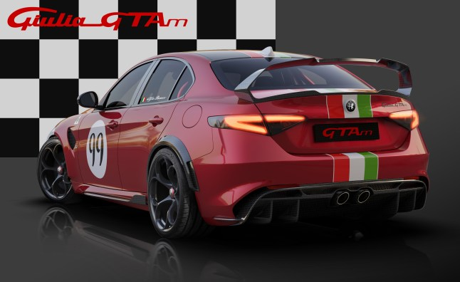 Alfa Romeo Giulia GTA dedicated Livery (19)