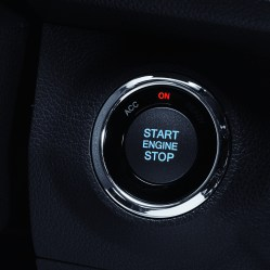 One touch Start button