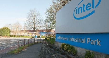 Intel processors Leixlip site