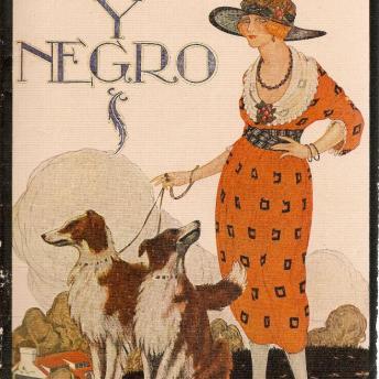 blanco y negro 1920