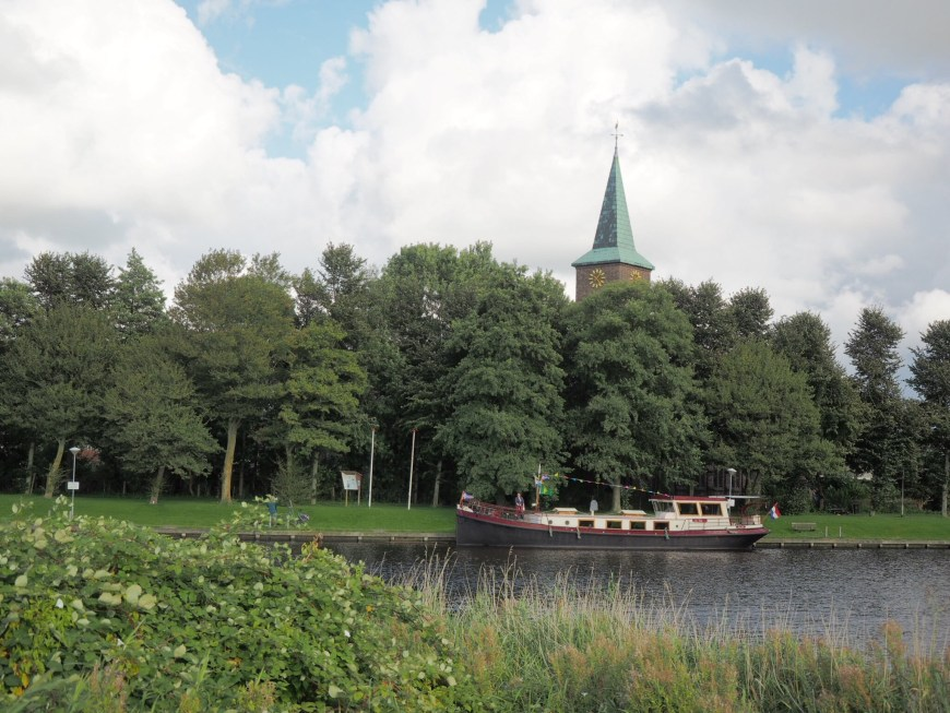 Moored in Middenmeer