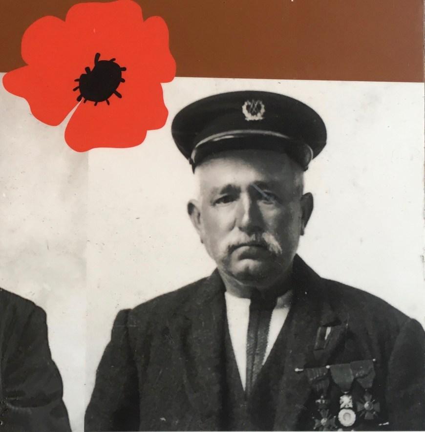 Hendrick Geeraert - the inspiration behind the flooding of Flanders fields.