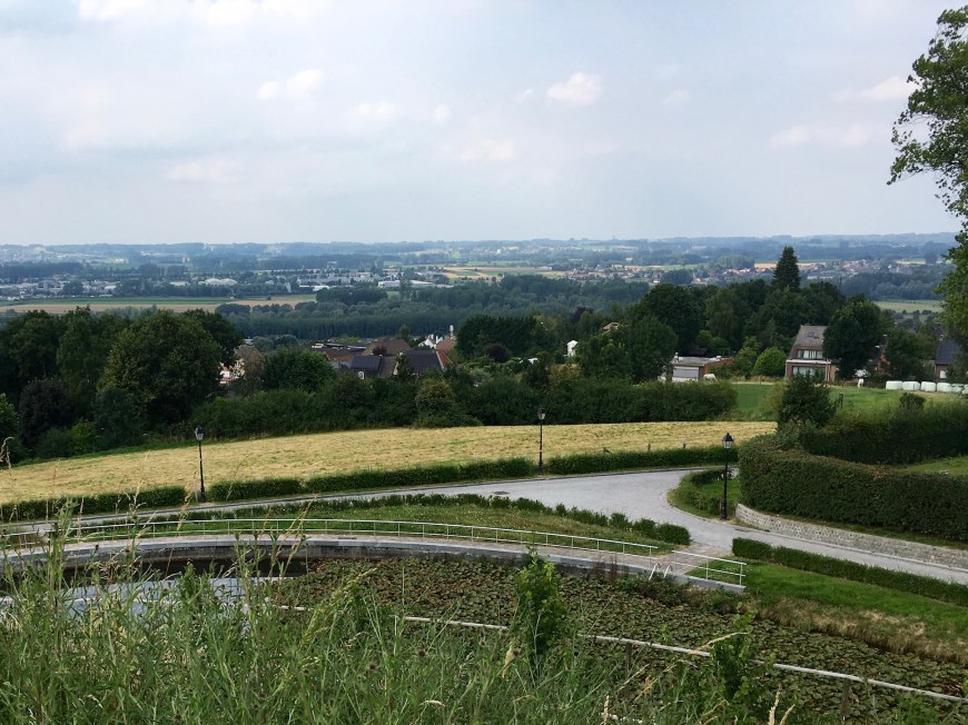 View from the Muur.