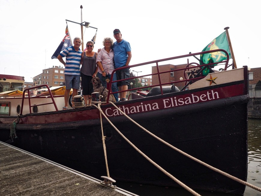 Together in France again on Catharina this time