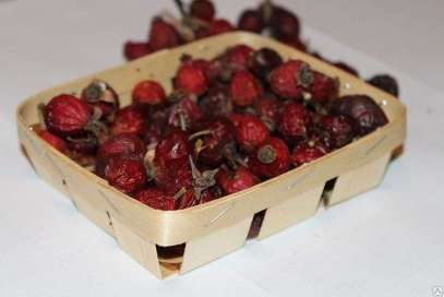 Деревянные лукошки из шпона