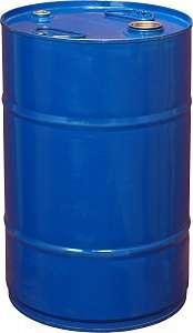 Бочка металлическая 50 литров с пробками