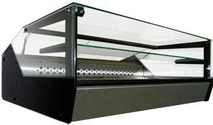 Холодильная настольная витрина Полюс ВХСр-1,0 Cube Арго XL