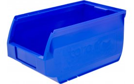 Пластиковый ящик для склада 250х150х130 Арт.5002