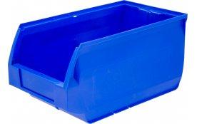 Пластиковый ящик для склада 400х230х200 Арт.5004