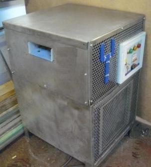 Льдогенератор чешуйчатого льда L-500