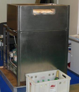Льдогенератор чешуйчатого льда L-800
