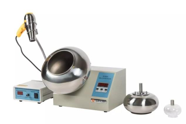 Дражировочный барабан Danler VL-30 лабораторный