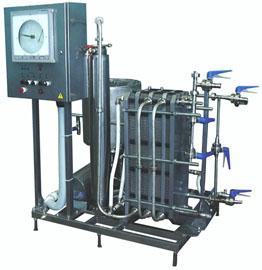 Комплект оборудования для пастеризации ИПКС-013-1000