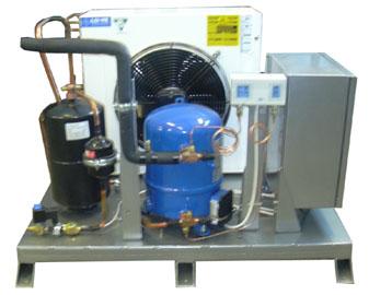 Агрегат компрессорно-конденсаторный ИПКС-116-6