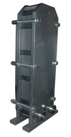 Пластинчатый теплообменный аппарат ИПКС-119-3000