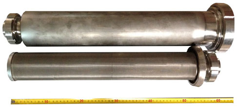 Фильтр (молочный) ИПКС-126-10-50-01(Н)