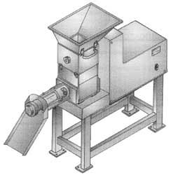 Пресс механической обвалки У-500